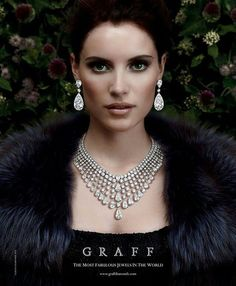 graff jewelry Graff Diamonds Comes to Macau Casino - Luxury News from Luxury Insider Graff Jewelry, Jewelry Ads, High Jewelry, Jewelry Branding, Jewelry Stores, Diamond Jewelry, Fashion Jewelry, Jewelry Design, Silver Jewelry