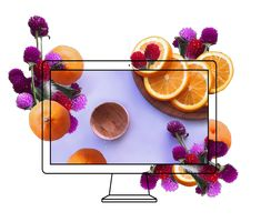 A Color Story – Bright, fresh photo app
