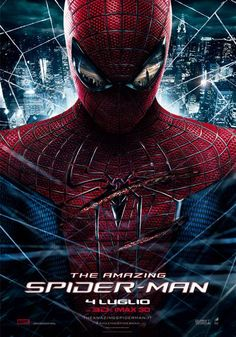 The Amazing Spider-Man , new terrific Poster