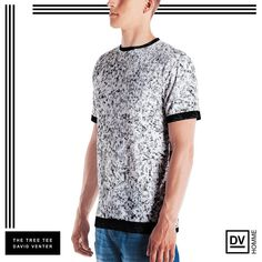 The Tree Tee - Now Available at davidventer.net/homme - $95 - Shipping Worldwide #DVHOMME #TheTreeTee #DavidVenter #Brand #Luxury #Menswear #Fashion #Tshirt Tank Top Shirt, Tank Tops, T Shirt, Embroidered Caps, Tee Tree, Fashion Labels, Men Casual, Menswear, Mens Fashion