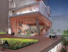Gallery - Diller Scofidio + Renfro Unveils New Columbia University Medical Building - 11