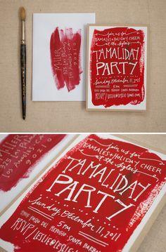 tamaliday holiday party