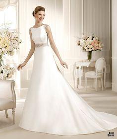Perfect Wedding Dresses wedding dresses wedding glamour featured fashion Understated elegance