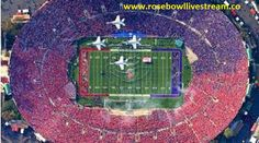 available to telecast the game The most important thing to do is get your device ready to match live. The Rose Bowl Live Stream game is one in a million