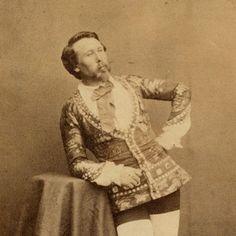 Chevalier Blondin, mid 19th century