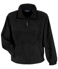 Anti Pilling Panda Fleece Pullover (100% Spun Polyester). Tri mountain 7550 #Pandafleece #Spun #Polyester #Fleece