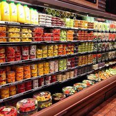 Loni Jane - Whole Foods Organic Market 3rd and Fairfax - December 7, 2012 via Instagram
