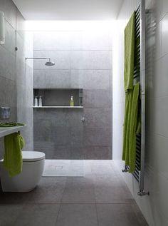 Узкая и длинная ванная - не приговор. Подборка интересных идей. - Дизайн интерьеров | Идеи вашего дома | Lodgers