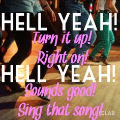 Hell Yeah- Montgomery Gentry