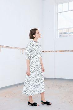 Emilia Wickstead Resort 2018 Fashion Show Collection