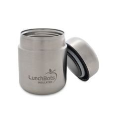 $19.99   -   LunchBots Thermal Stainless Steel Insulated Food Container 8 oz.