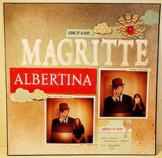 inspiration-Rene Magritte