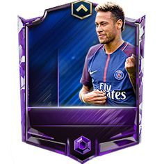 Neymar 90 Fifa Mobile 18 Database