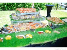 Private Plates, Catering, Miami, Table Decorations, Gallery, Home Decor, Decoration Home, Catering Business, Roof Rack
