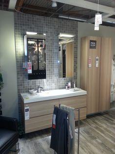 1000 ideas about salle de bain ikea on pinterest for Dicor sal de bain
