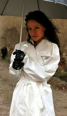 Things To Wear On Pinterest Raincoat Latex And Trench