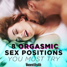 The 9 Best Sex Positions That Practically Guarantee an Orgasm Womens Health Magazine, Tummy Workout, Sex And Love, Healthy Relationships, Positivity, Prayers, Lower Abs, Women's Health, Happy Marriage