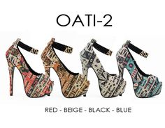 OATI-2 by Athena Footwear <available in 4 colors>  Call (909)718-8295 for wholesale inquiries - thank you!