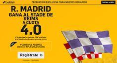 el forero jrvm y todos los bonos de deportes: betfair Real Madrid gana Stade de…