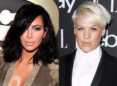 Did Pink Just Throw Shade at Kim Trashian Too? [Photos]