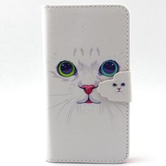 Flower Deer Black Cat White Cat Cartoon Painting Flip Leather Case For Samsung galaxy S5 mini G800 Wallet Mobile Phone Cover-in Phone Bags & Cases from Phones & Telecommunications on Aliexpress.com | Alibaba Group