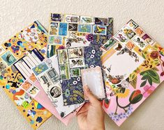 A few swap guys and some overdue letters heading out this morning 💌❣️🌈 Pen Pal Letters, Cute Letters, Diy Letters, Aesthetic Letters, Letter Organizer, Snail Mail Pen Pals, Cute Envelopes, Ps I Love, Fun Mail