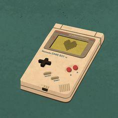 Retro Love: Game Boy