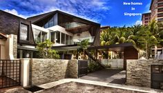Singapore new homes for sale