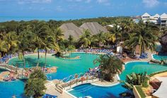 Yes Sandals is in Cuba! Sandals Royal Hicacos www.humberbaytravel.com