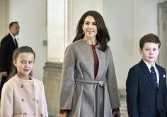 Danish Royal Family held a reception at Christiansborg Palace for Olympics and Paralympics teams which have participated in the Brazil Rio De Janeiro Olympics. The reception was attended by Queen Margrethe, Crown Princess Mary, Prince Christian, Princess Isabella, Prince Joachim, Princess Marie and Princess Benedikte. Copenhagen, October 14, 2016.
