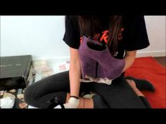 How to dye suede shoes: C. Label Sara-8 - YouTube Suede Shoes, Shoe Boots, How To Dye Shoes, Uggs, Tote Bag, Youtube, Outfit Ideas, Label, Fantasy