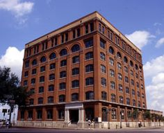Texas School Book Depository - We walked around in downtown Dallas when we lived up that way in 1990!!  I will always remember the day President Kennedy was shot.