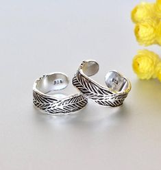 Shop unique handmade goods from OneYellowButterflyy. Toe Band, Gold Bangles Design, Silver Toe Rings, Manish, Ethical Fashion, Cufflinks, Artisan, Stud Earrings, Handmade
