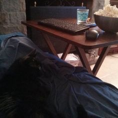 Tarde de domingo con gato y palomitas. xD #gatonegro #gato #sora #gatanegra #blackcat #cat #catsofinstagram #lovelycat #gatosdeinstagram #gatosdelmundo #pelusa #pelusanegra #amordegato #catslove #catslover #catstagram #catexperience #gatovago #catoftheday #crazycatlady #caturdays365