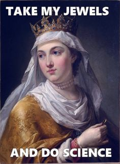 Queen Jadwiga ([jadˈvʲiɡa]), reigned as the first female monarch of the Kingdom of Poland from 1384 until her death. The queen donated all of her personal jewelry to the Jagiellonian University, allowing it to enroll 203 students. The university was the first university in Europe to establish independent chairs in Mathematics and Astronomy.