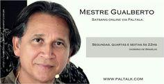 Hoje Satsang online via Paltalk as 22h @marcosgualberto