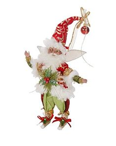 Collectible Christmas Ornaments mark roberts collectible peppermint snowflakes christmas fairy