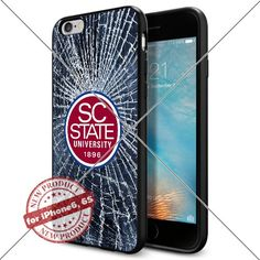 WADE CASE South Carolina State Bulldogs Logo NCAA Cool Apple iPhone6 6S Case #1528 Black Smartphone Case Cover Collector TPU Rubber [Break] WADE CASE http://www.amazon.com/dp/B017J7SHM4/ref=cm_sw_r_pi_dp_6Qmvwb04FJ4CK