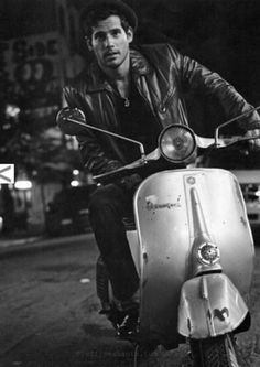Get a scooter ride in Roma from a hot man....bucket list