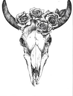 Another bull, or Taurus tattoo.                                                                                                                                                                                 More
