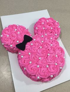 Minnie Mouse Cupcake Topper or Cake pop Minnie Mouse . Minnie Mouse Cupcake Topper or Cake pop Minnie Mouse Cupcake Topper or C Minni Mouse Cake, Bolo Da Minnie Mouse, Minnie Mouse Cupcake Toppers, Minnie Mouse Birthday Cakes, Minnie Cake, Minnie Mouse Baby Shower, Pink Minnie, Cupcake Cupcake, Mini Mouse Cupcakes