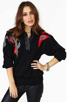 Billie Jean Sweater
