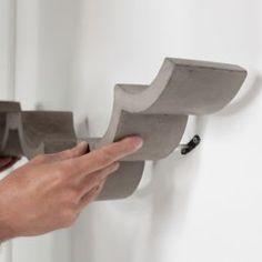 Lyon Beton Cloud Toilet Paper Shelf | YLiving.com