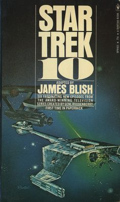 I loved these books! ST 10 by James Blish.