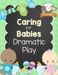 This free preview gives you an idea of what you get if you decide to purchase the Dramatic Play Baby Nursery kit (click through to view the product details). Not sure about how this download stuff works? Watch the video HERE. Download Now You may also like: Dramatic Play Bakery Dramatic Play Apple Orchard Dramatic …