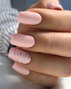 80 + Latest Nail Art Trends & Ideas to Try for Spring 2019 - soflyme - - nägelmodelle - Nails Nail Designs Spring, Nail Art Designs, Nails Design, Salon Design, Nagellack Trends, Pink Nail Art, Latest Nail Art, Nagel Gel, Square Nails
