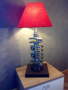 Gilles ansel b niste d tail colonne - Comment faire une lampe de chevet ...