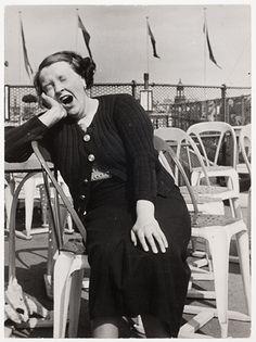 Robert Capa, [Sit-in strike at the Galeries Lafayette, Paris], June 1936
