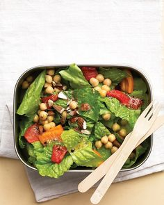 Mediterranean Chopped Salad - Martha Stewart Recipes