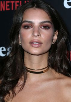 """Emily Ratajkowski at the Netflix premiere of """"Easy"""" in West Hollywood on September 15, 2016"""